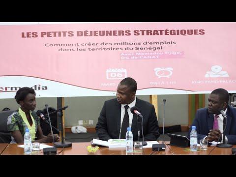 Les Petits déjeuners stratégiques de Financial Afrik