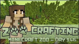 Zoo Crafting! Buried Under Bamboo!! - Episode #146 | Season 2