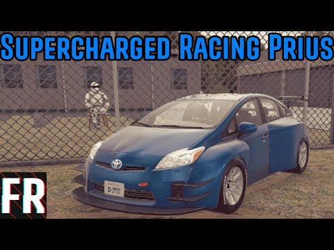 Car Mechanic Simulator 2018 - Supercharged Racing Prius