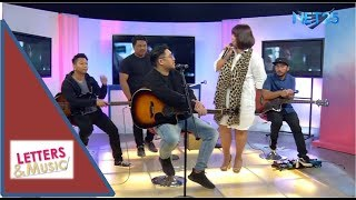 "December Avenue Introduces Their Newest Song ""Bulong"" (NET25 LETTERS AND MUSIC)"