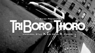 "DJ Skizz - ""Triboro Thoro"" ft. H. Stax, Big Noyd, & Panchi Official Video"