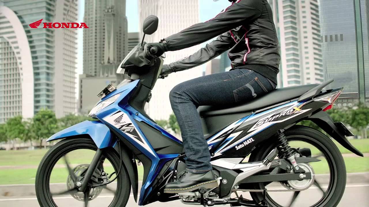 TVC New Honda Supra X 125 Fi 2014