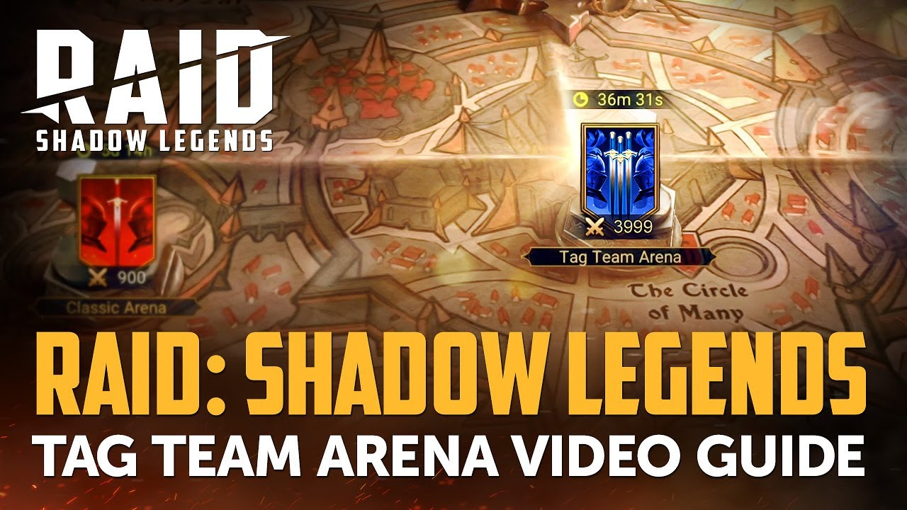 RAID: Shadow Legends | Tag Team Arena Guide