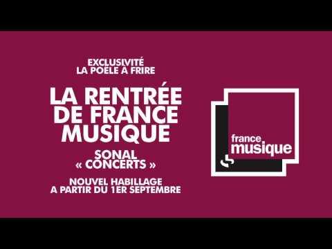 EXCLUSIF ! Découvrez le nouvel habillage de France Musique