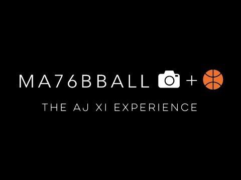 Air Jordan XI Experience Part 1.