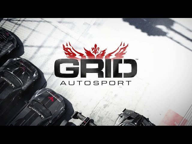 GRID Autosport Touring Car Trailer