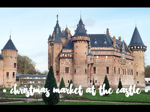 VLOG: Christmas market at the castle