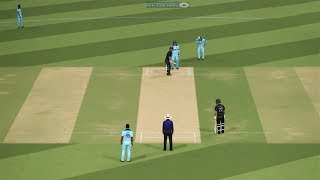 ENGLAND vs NEW ZEALAND || WITH ASHES CRICKET GAMEPLAY