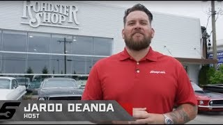 The Roadster Shop -  Snap on Great Garages™