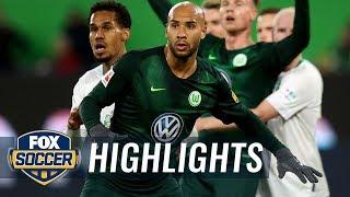 VfL Wolfsburg vs. Werder Bremen | 2019 Bundesliga Highlights