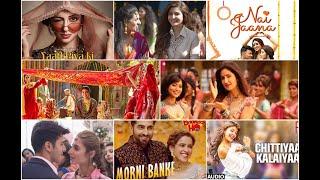 Latest & top modern wedding songs || Best Indian wedding song jukebox || Wedding song playlist 2020