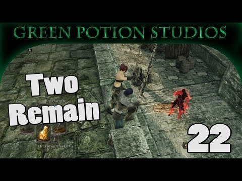 Dark Souls 2 SotFS PvP Episode 22: And There Were Two