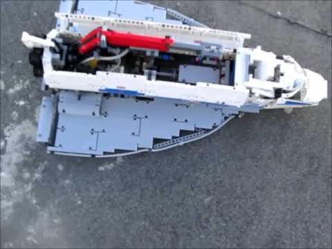 lego technic space shuttle parts list - photo #11