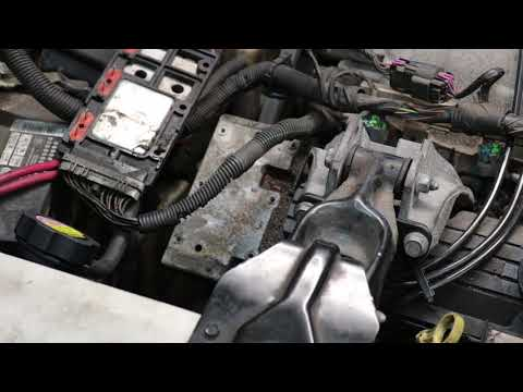 2004 To 2008 Pontiac Grand Prix 3.8 Ignition Module Replacement