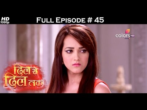 Dil Se Dil Tak - 31st March 2017 - दिल से दिल तक - Full Episode (HD)