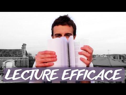 LECTURE : 5 Conseils pour lire Efficacement