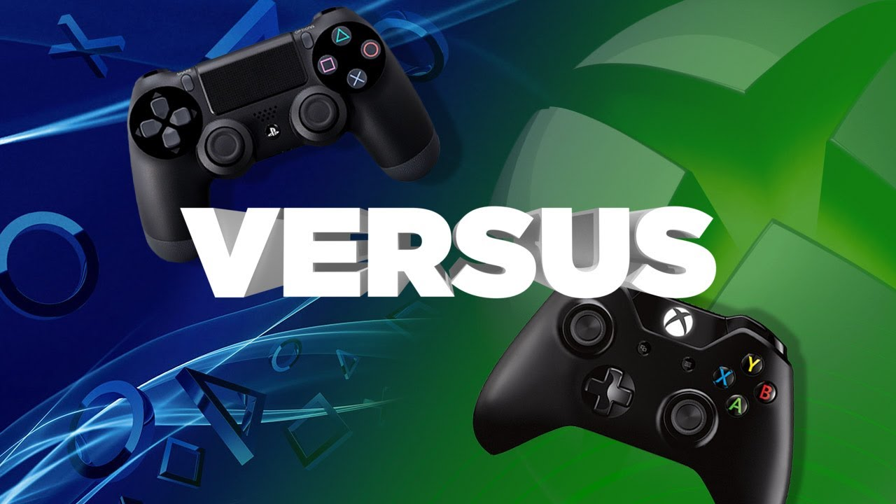 xbox one vs. ps4 - ign versus - youtube