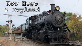 Steam on the New Hope & Ivyland