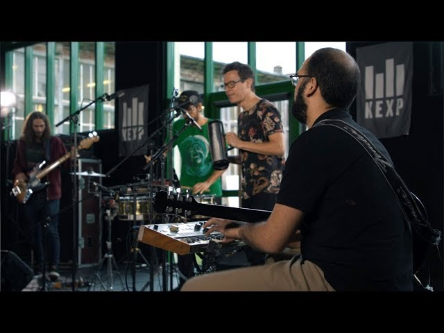 Candeleros - Full Performance (Live on KEXP)