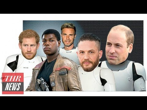 Download Youtube: 'Star Wars': Prince William and Prince Harry Play Stormtroopers | THR News