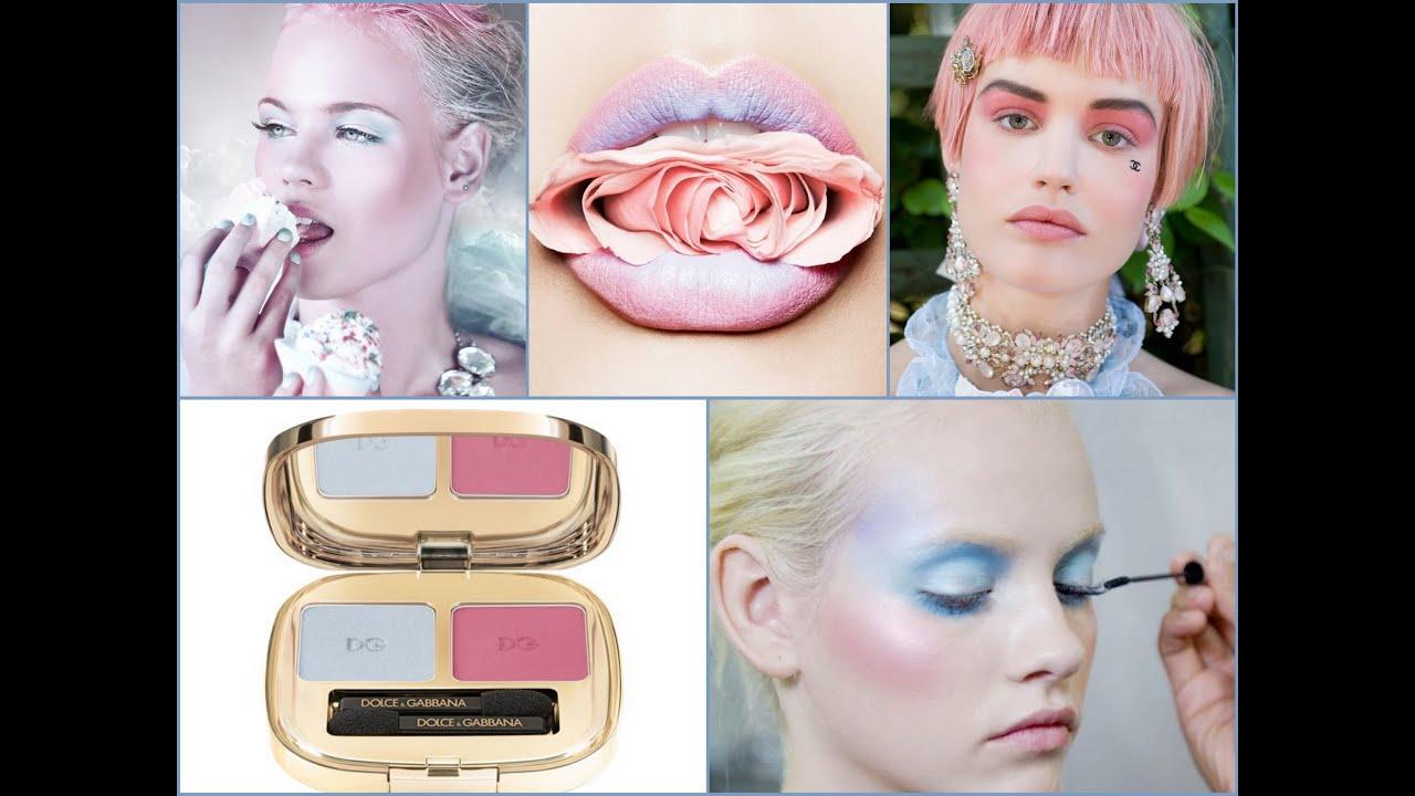Trendy Pastel Makeup Ideas - Rose Quartz color \u0026 Serenity color ...