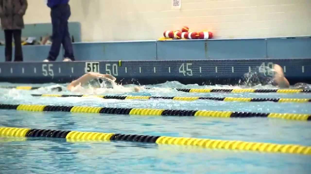 Coordinated Health Athlete Of The Week Helen Hsu Swimming Freedom High School Youtube