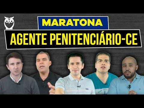 Maratona Agente Penitenciário-CE: +8h de Aulas Gratuitas
