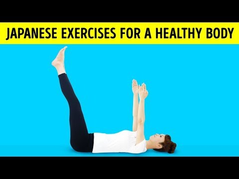 When I Began Doing This Japanese Exercise, My Health Improved Dramatically