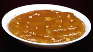1 கப் ரவை இருந்தா உடனே இதுபோல வாயில் கரையும் அல்வா செஞ்சி பாருங்க | Sweet Recipes in Tamil