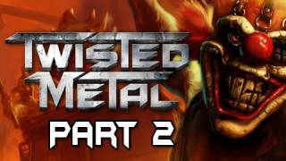 Twisted Metal Gameplay Walkthrough - Part 2 Death Match Killoseum Let's Play