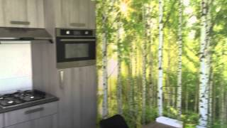 Rondleiding Luxe 5 persoons Chalets Recreatiepark De Achterste Hoef