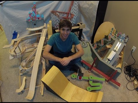 Marble Mountain Machine Construction Tests Part 1