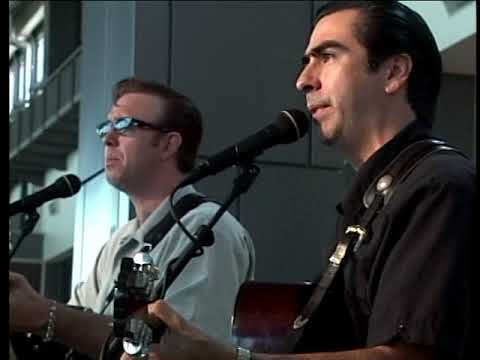 The Derailers Live at Bergstrom International Airport - Part 1 of 5 (2001)