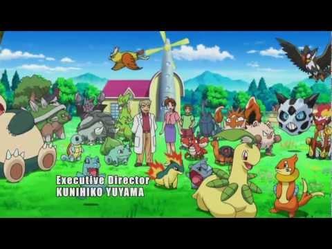 Pokemon Black and White 2 Season 16 Adventures in Unova Theme Song