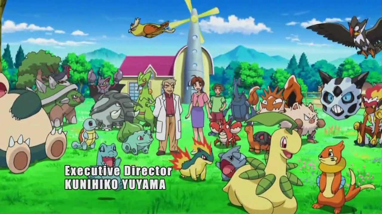 Pokemon Black and White 2 Season 16 Adventures in Unova ...
