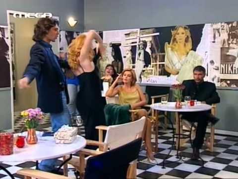 Greek Μusic - Greek Sexy Girl Dancing... Tsifteteli / Cifteteli