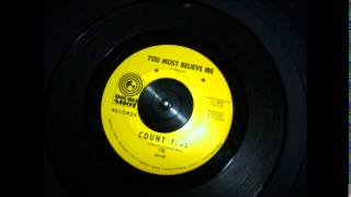 "Count Five - ""You Must Believe Me"" 1967 Garage Psych"