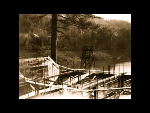 Building of Vogel State Park, Union County, Georgia - 1935 Slideshow
