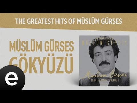 Gökyüzü (Müslüm Gürses) Official Audio #gökyüzü #müslümgürses
