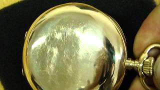 JWC vreckové zlaté hodinky (staršia verzia značky IWC) e4cc41d634d
