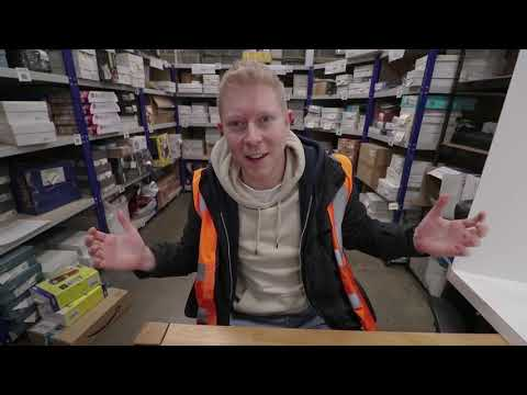 Behind The Scenes of Our eBay Warehouse Operation - UK Reseller - Small Business Vlog