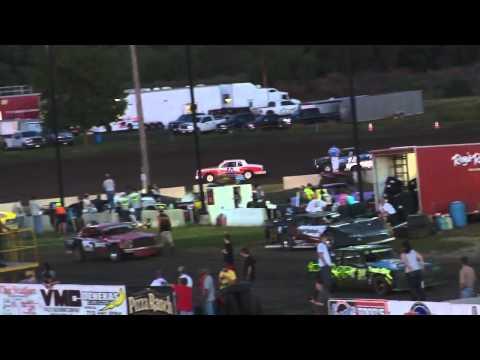 Roger DeBoer Sportsmans Feature Rapid Speedway 7/31/15