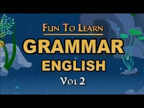 Learn - English Grammer Vol 2 -Kids Educational Videos