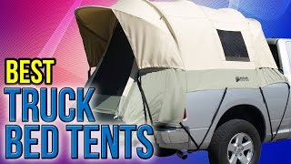 6 Best Truck Bed Tents 2017
