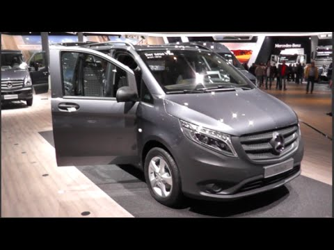mercedes benz vito 116 cdi 2015 in detail review walkaround interior exterior youtube. Black Bedroom Furniture Sets. Home Design Ideas