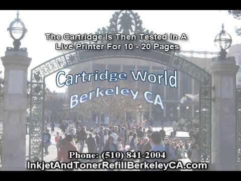 Inkjet Cartridge & Toner Cartridge Refill Berkeley CA