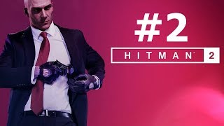 Hitman 2 —  Łysy ponownie znów zabija - Na żywo