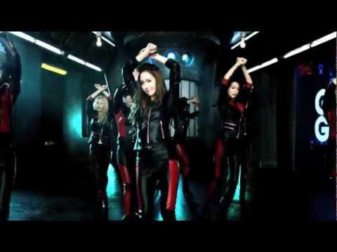 GIRLS' GENERATION   Flower Power (Dance Version)   Music Video 少女時代.