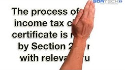 How to Get Income Tax Clearance Certificate