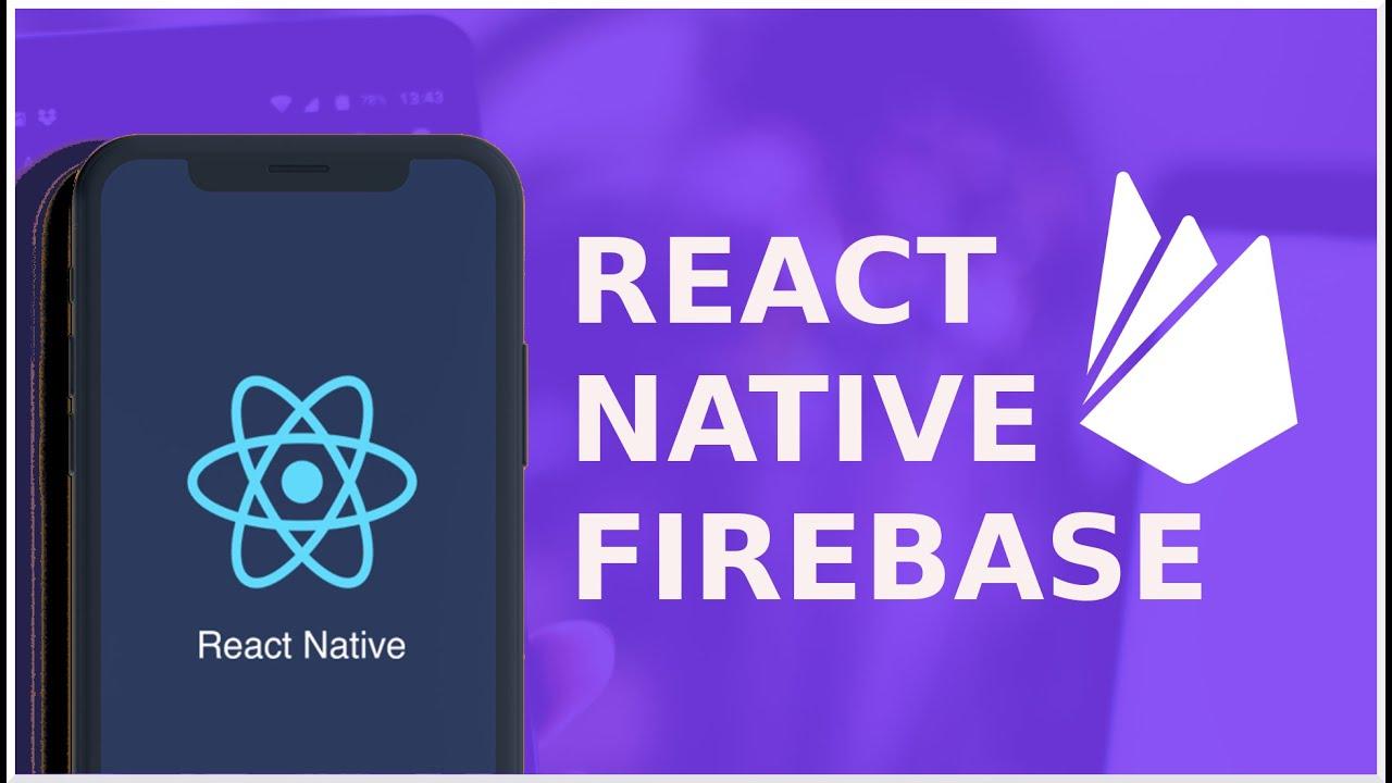 React Native & Firebase Firestore CRUD (usando Expo)